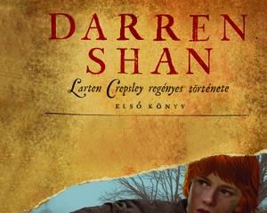 Larten Crepsley regényes élettörténete