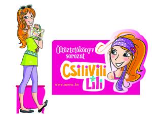Csilivili Lili/Öltöztetőkönyv-sorozat
