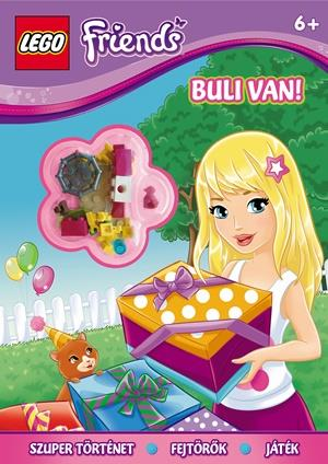 LEGO  Friends - Buli van!