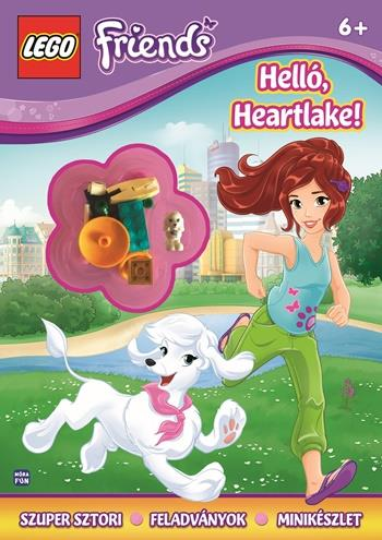 LEGO Friends  - Helló, Heartlake!