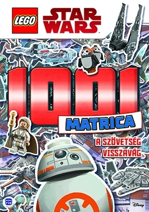 LEGO Star Wars 1001 Matrica
