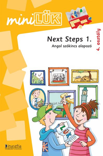 Next Steps 1. 4. oszt. - Mini LÜK