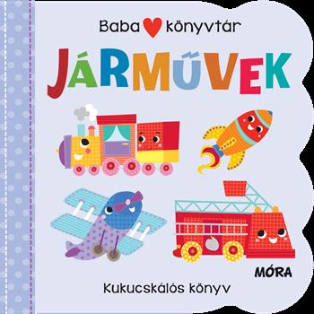 Babakönyvtár – Járművek