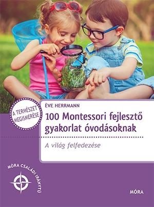 100 Montessori fejlesztő gyakorlat óvodásoknak
